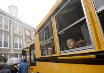 CosCob students back to school