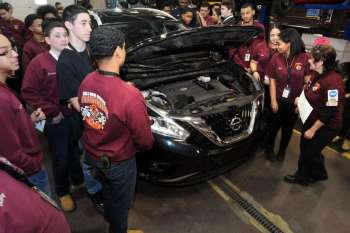 bullard-haven automotive program