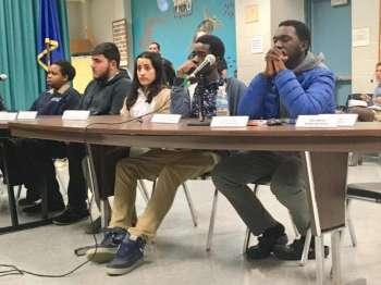 Bridgeport student voice