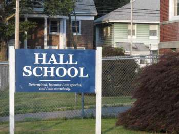 Hall School bridgeport