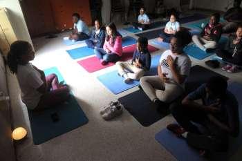 Bridgeport yoga